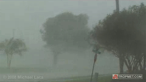 Hurricane Gustav - Morgan City, Louisiana