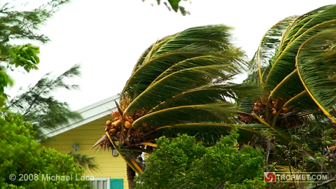Hurricane Ike - Florida Keys