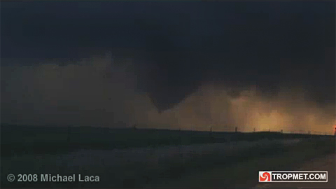 Tornado / Core Punch - WaKeeny, Kansas