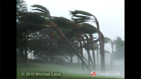 Hurricane Wilma - Belle Meade, Florida